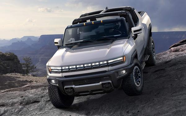 GMC Hummer EV: picape 100% elétrica é lançada nos EUA
