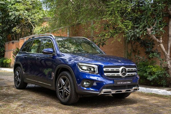 Mercedes-Benz GLB 2021: preços e ficha técnica - Brasil