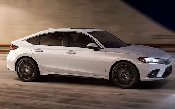 Novo Honda Civic Hatch: preço parte do equivalente a R$ 130 mil - EUA